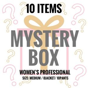 Mystery Box- Women's Size M Professional Clothing